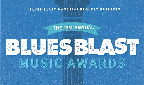 2020 blues blast music awards logo image
