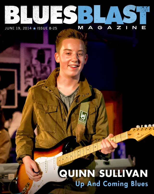 Issue 8 25 June 19 2014 Blues Blast Magazine