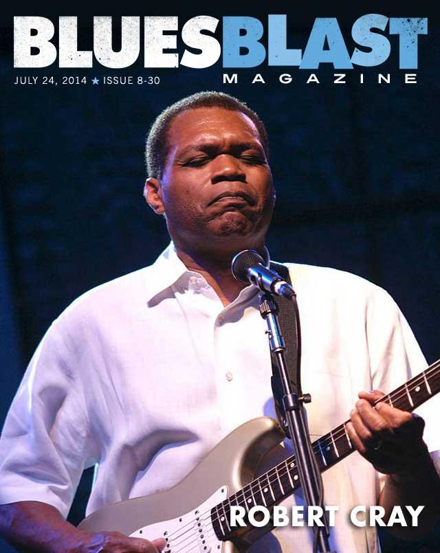 Issue 8 30 July 24 2014 Blues Blast Magazine