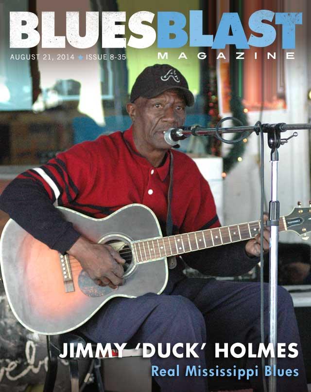 Issue 8 35 August 28 2014 Blues Blast Magazine
