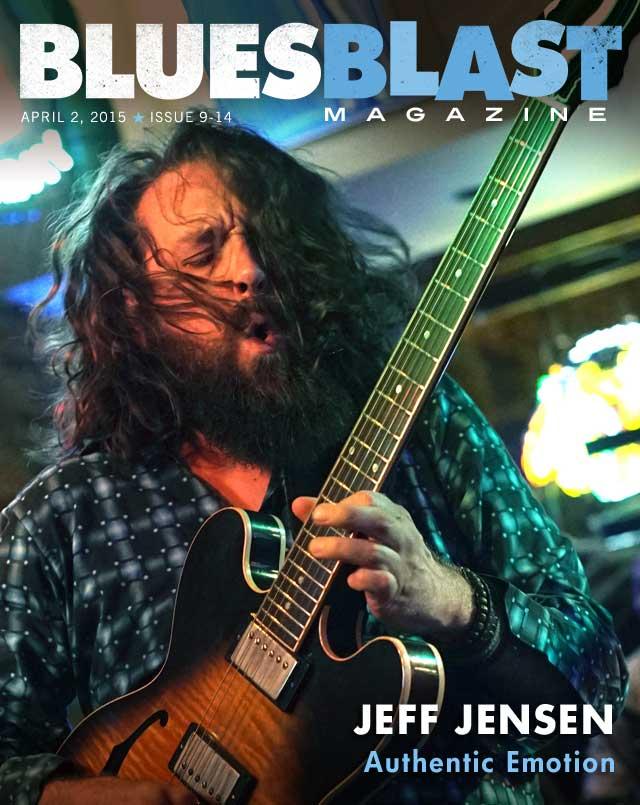 Blues Blast Magazine | Issue 9-14 April 2, 2015