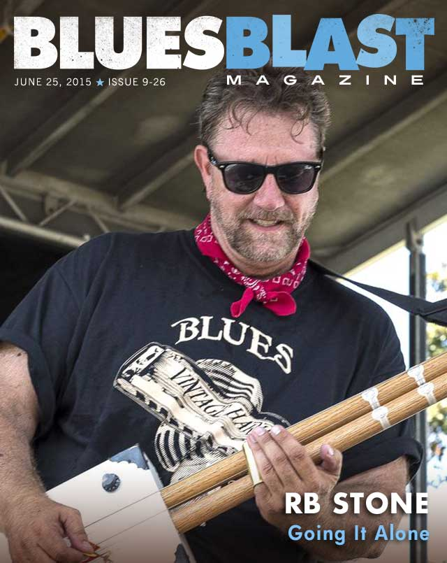 Issue 9 26 June 25 2015 Blues Blast Magazine