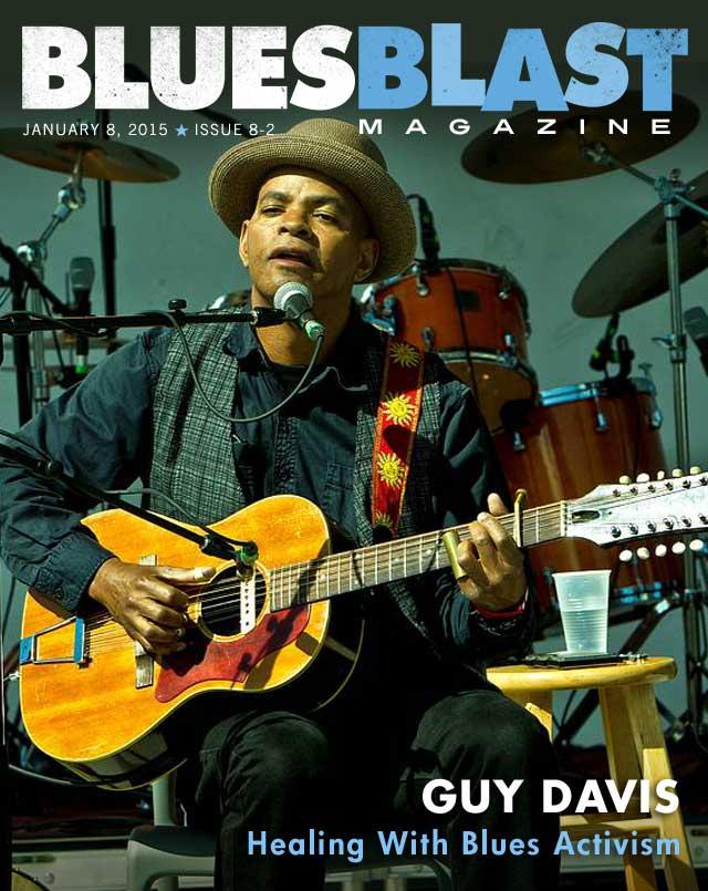 Issue 9 2 January 8 2015 Blues Blast Magazine