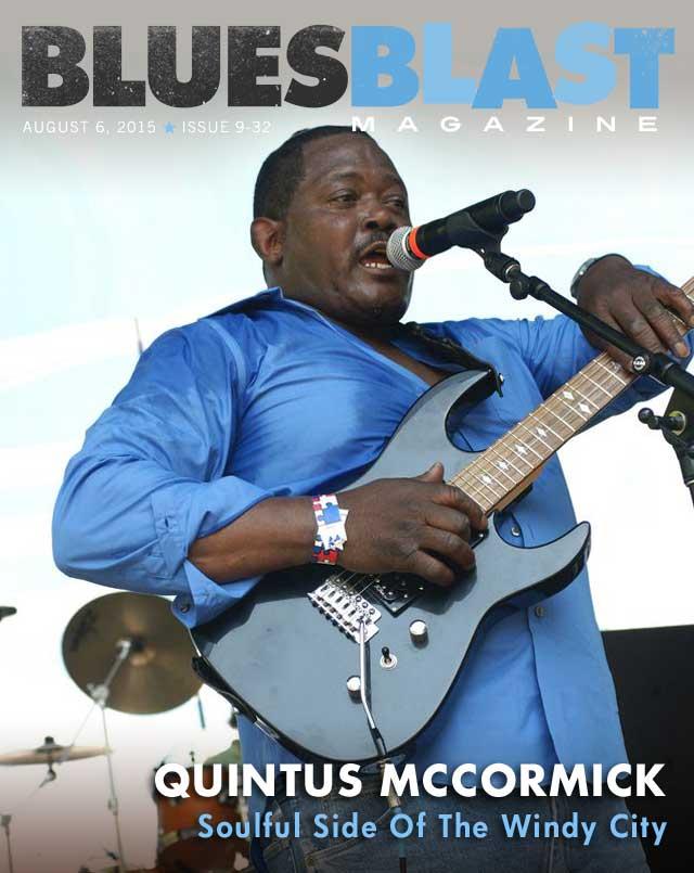 Issue 9 32 August 6 2015 Blues Blast Magazine