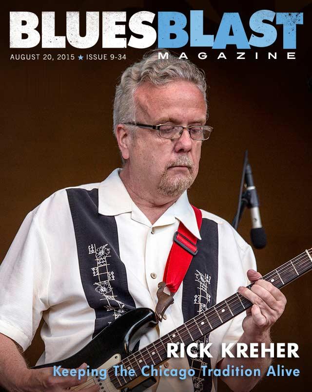 Issue 9 34 August 20 2015 Blues Blast Magazine