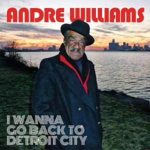 andre williams cd image