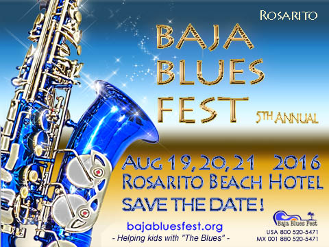 baja blues fest ad
