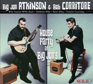 big jon atkinson cd image