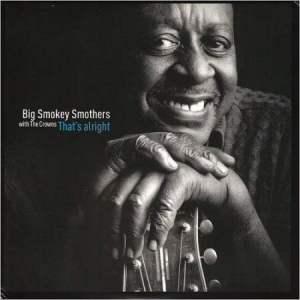 smokey smothers cd image