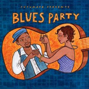 blues party cd image