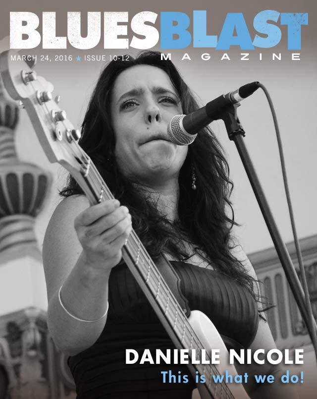 Issue 10 12 March 24 2016 Blues Blast Magazine