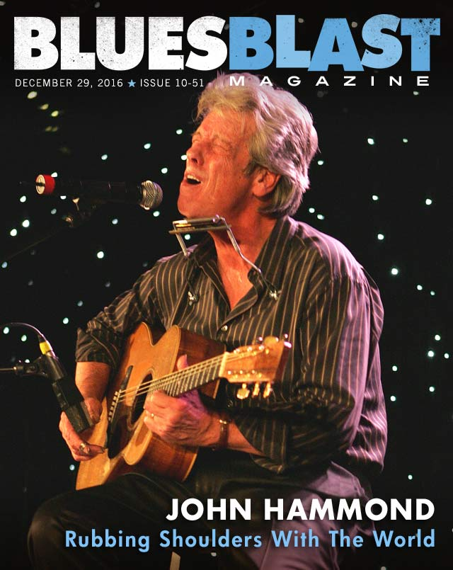 john hammond cover pic