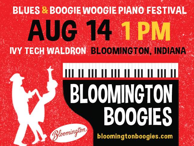 bloomington boogies ad image