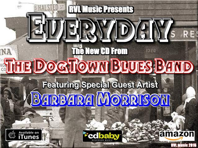 dogtown blues band ad image