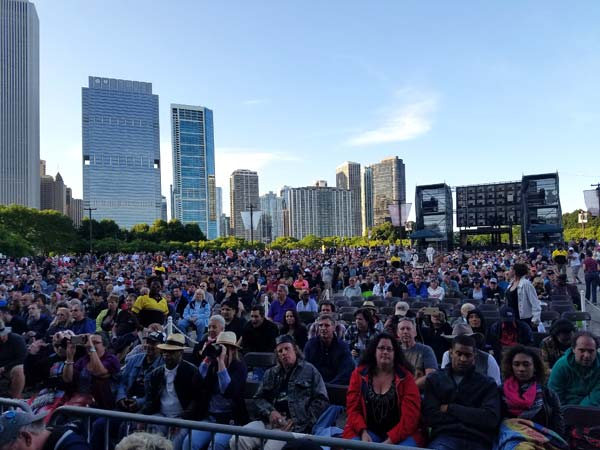 chicago blues fest  pic 1