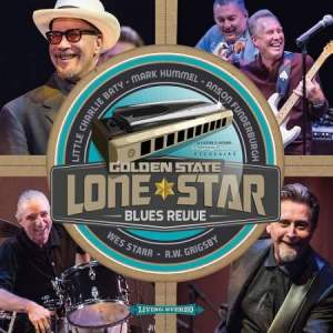 golden state lone star blues review cd image
