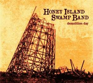 honey island swamp band cd image