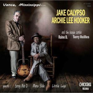 jake calypso archie lee hooker cd image