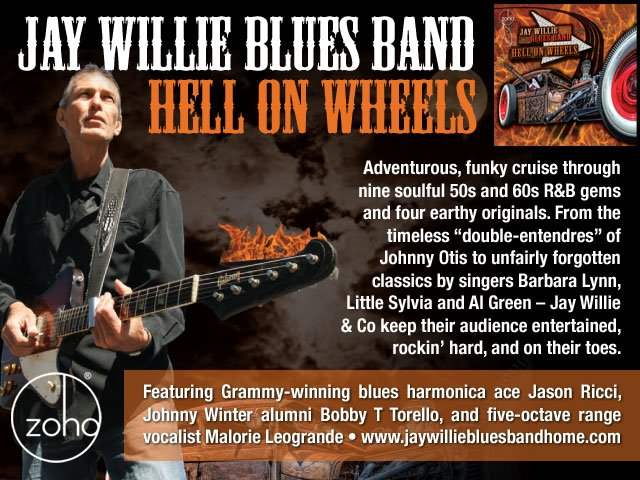 jay willie band ad image