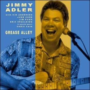 jimmy adler cd image