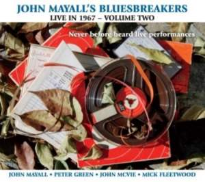john mayall cd image