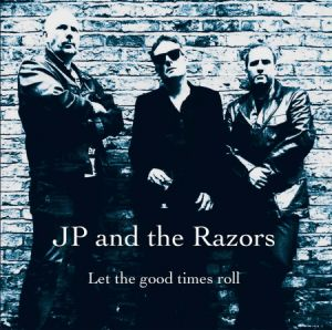 jp and the razors cd image