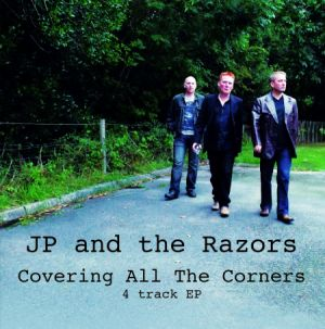 jp and the razors ep image