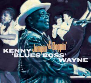 kenny blues boss wayne cd image