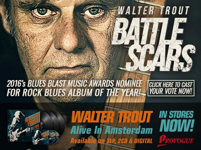 walter trout ad image