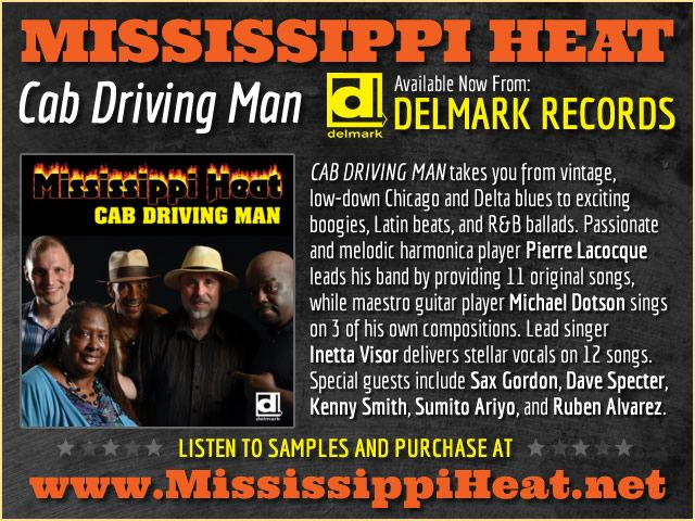 mississippi heat cd image