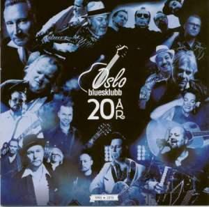 oslo bluesklubb cd image