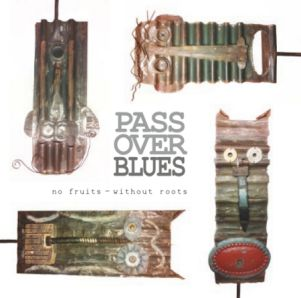 passover blues cd image