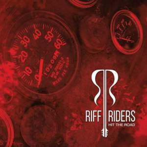 riff riders cd image
