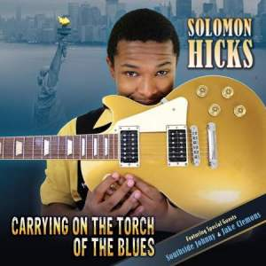 SOLOMON HICKS CD IMAGE