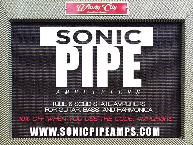 sonic pipe amps ad image