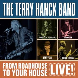 terry hanck band cd image