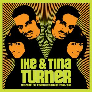 ike and tina turner cd image