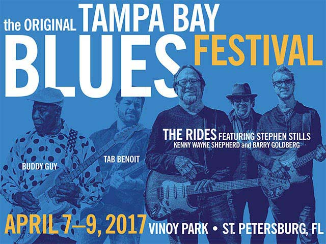 tampa bay blues fest ad image