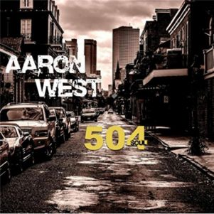 aaron west cd image