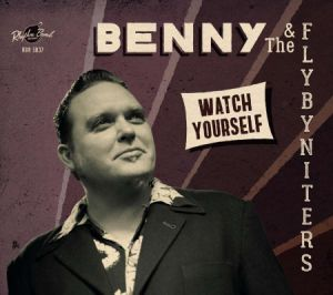 benny and the fly by nighters cd image