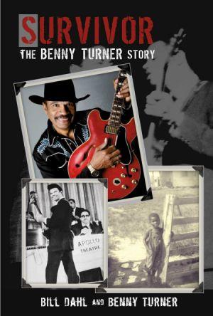 benny turner book image