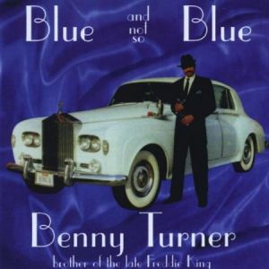 benny turner cd image