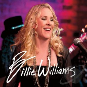 billie williams cd image