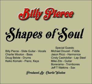 billy pierce cd image