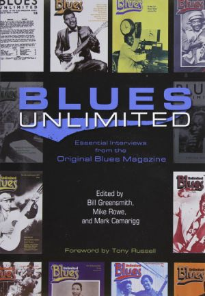 blues unlimited book image