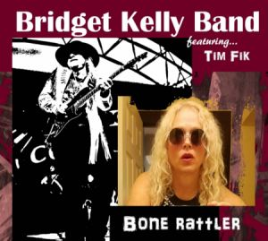 bridger kelley band cd image
