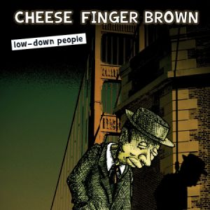 cheese finger brown cd image