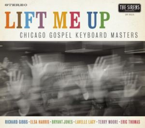 chicago gospel keyboard masters cd image