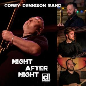 corey dennison band cd image