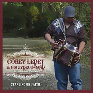 corey ledet cd image